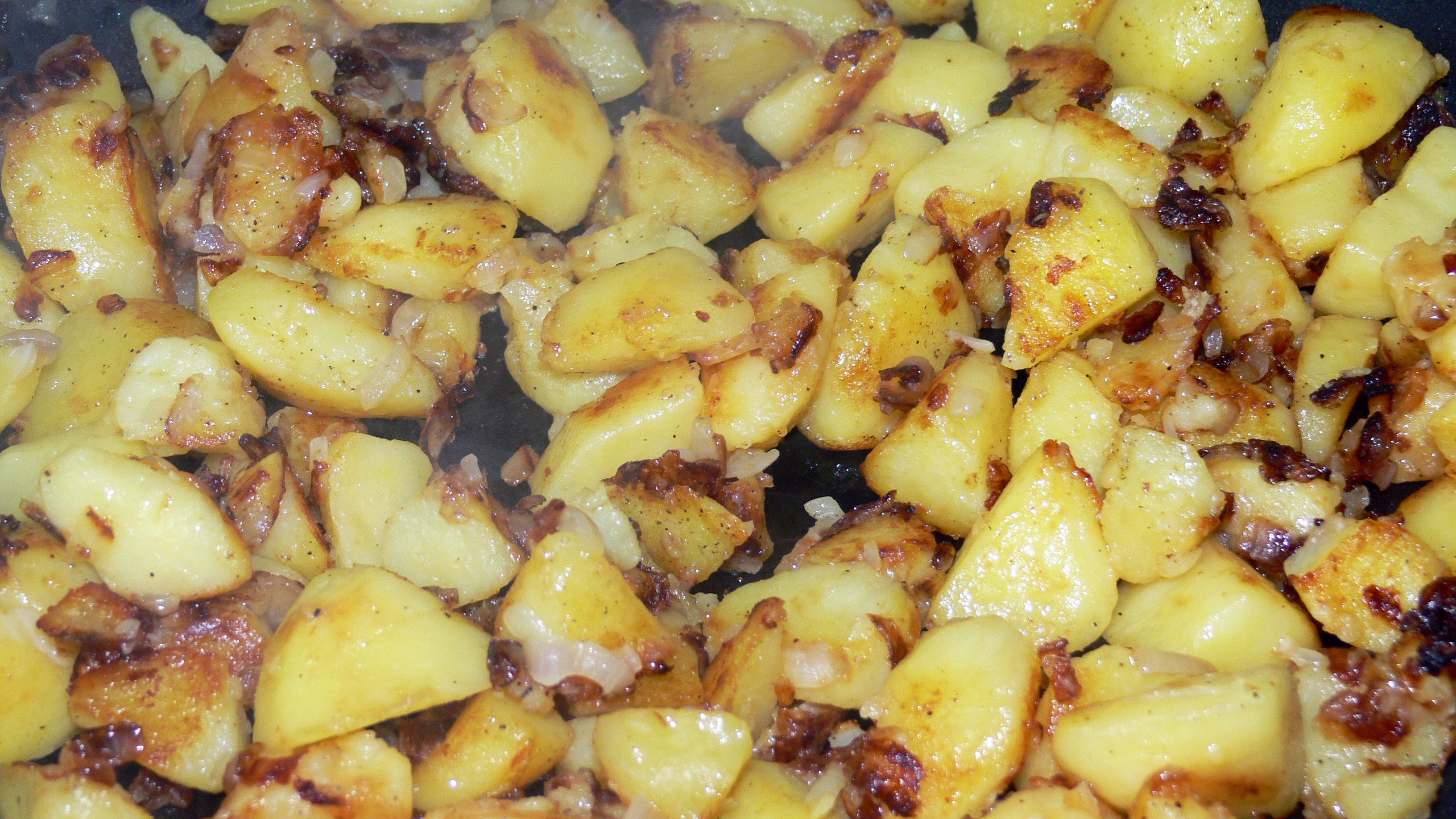 Ein Bratkartoffelverhältnis beschreibt heute eine eheähnliche Gemeinschaft.