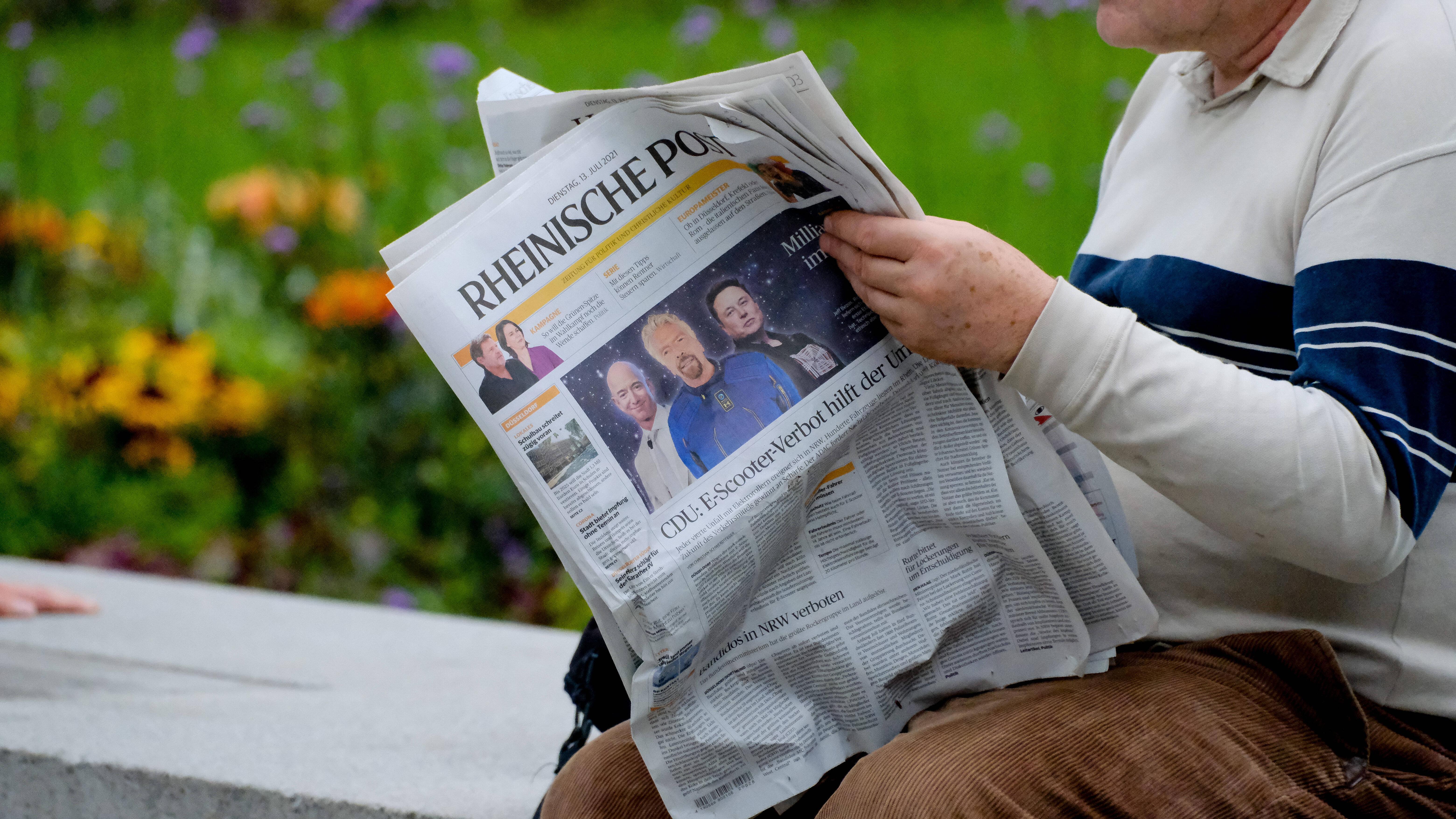 Rheinische Post kündigen – so geht's