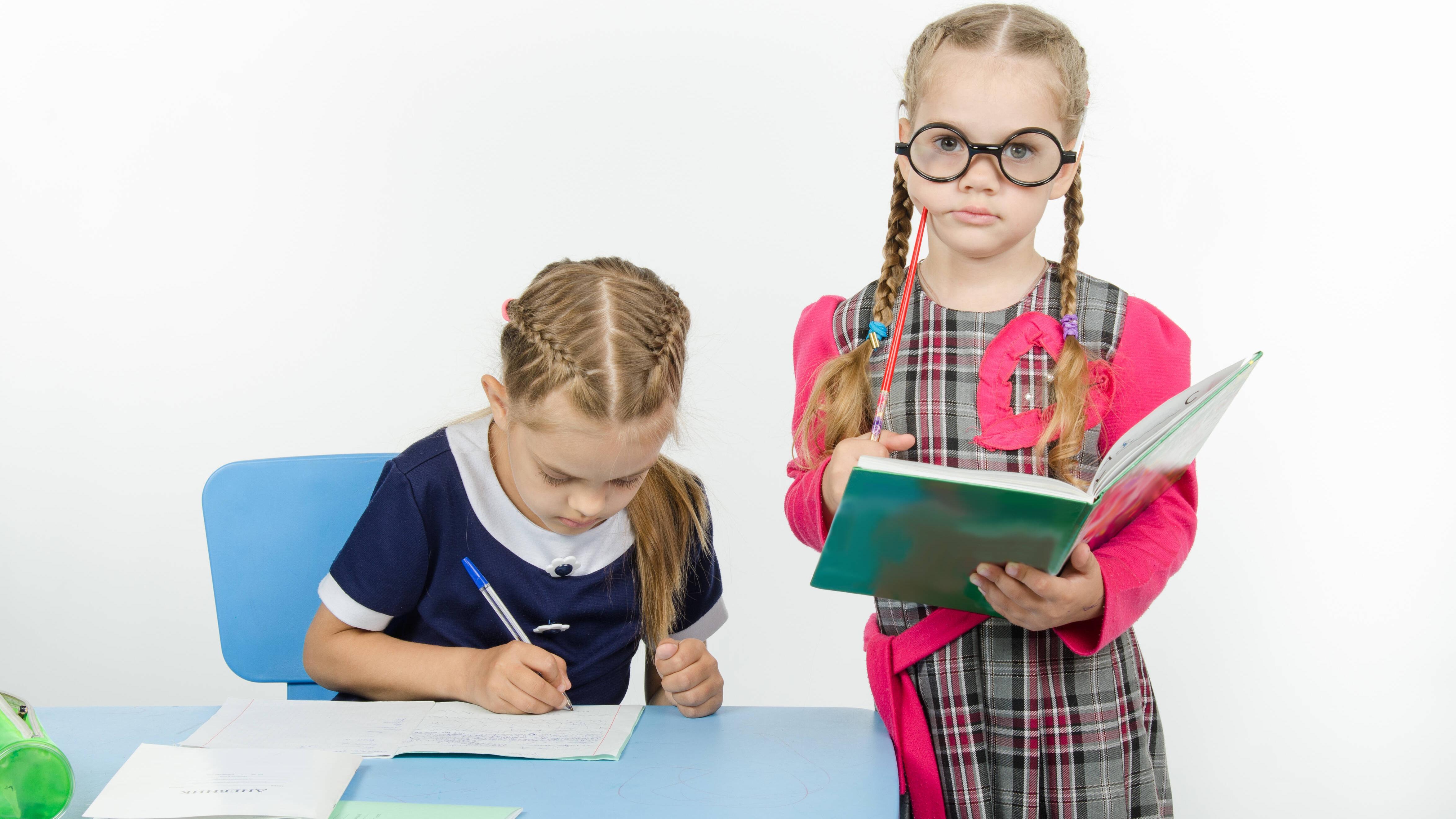 Das Dosendiktat trainiert die Konzentration und das Textverständnis.