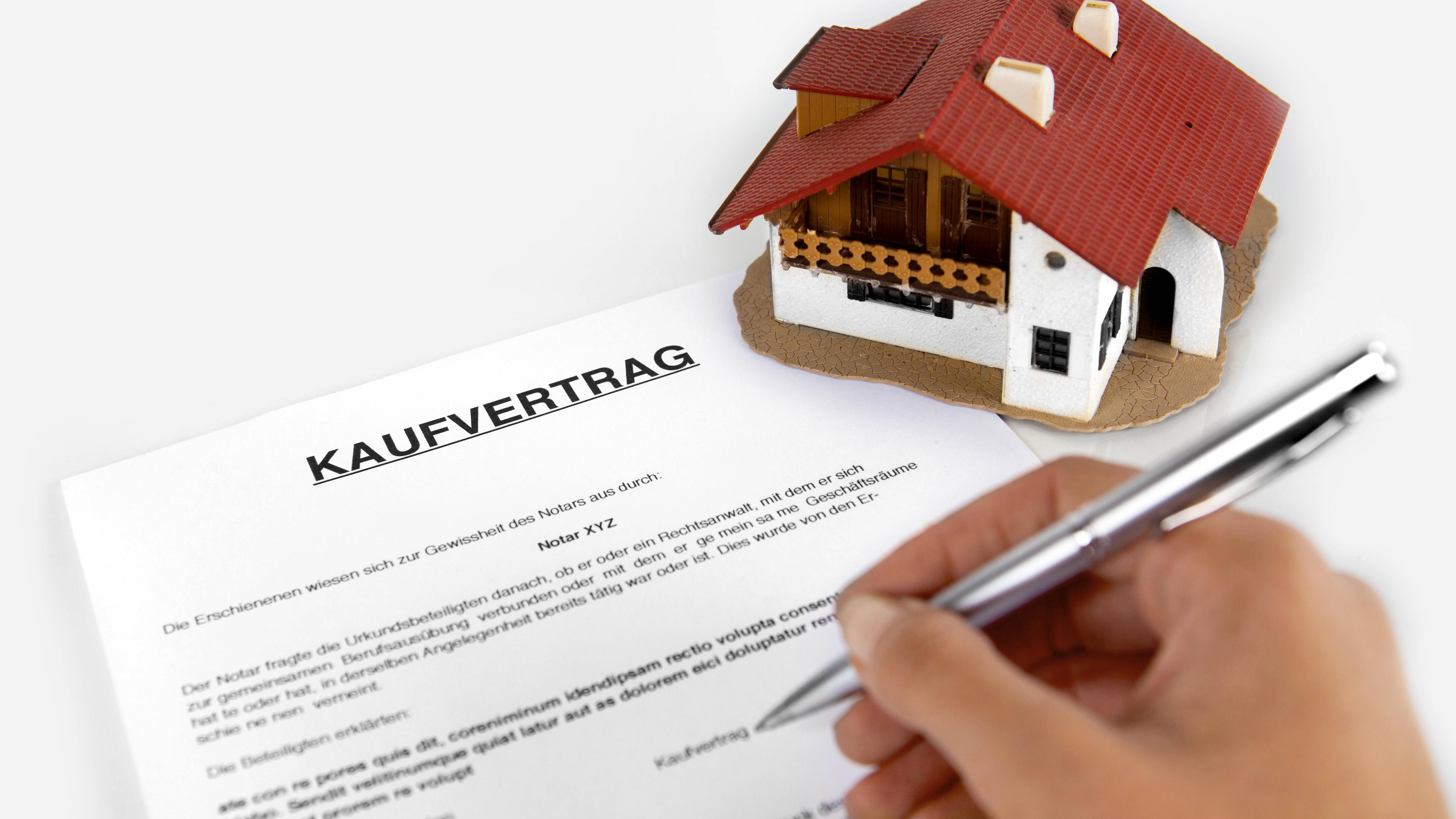Nebenkosten beim Hauskauf: Das müssen Sie wissen