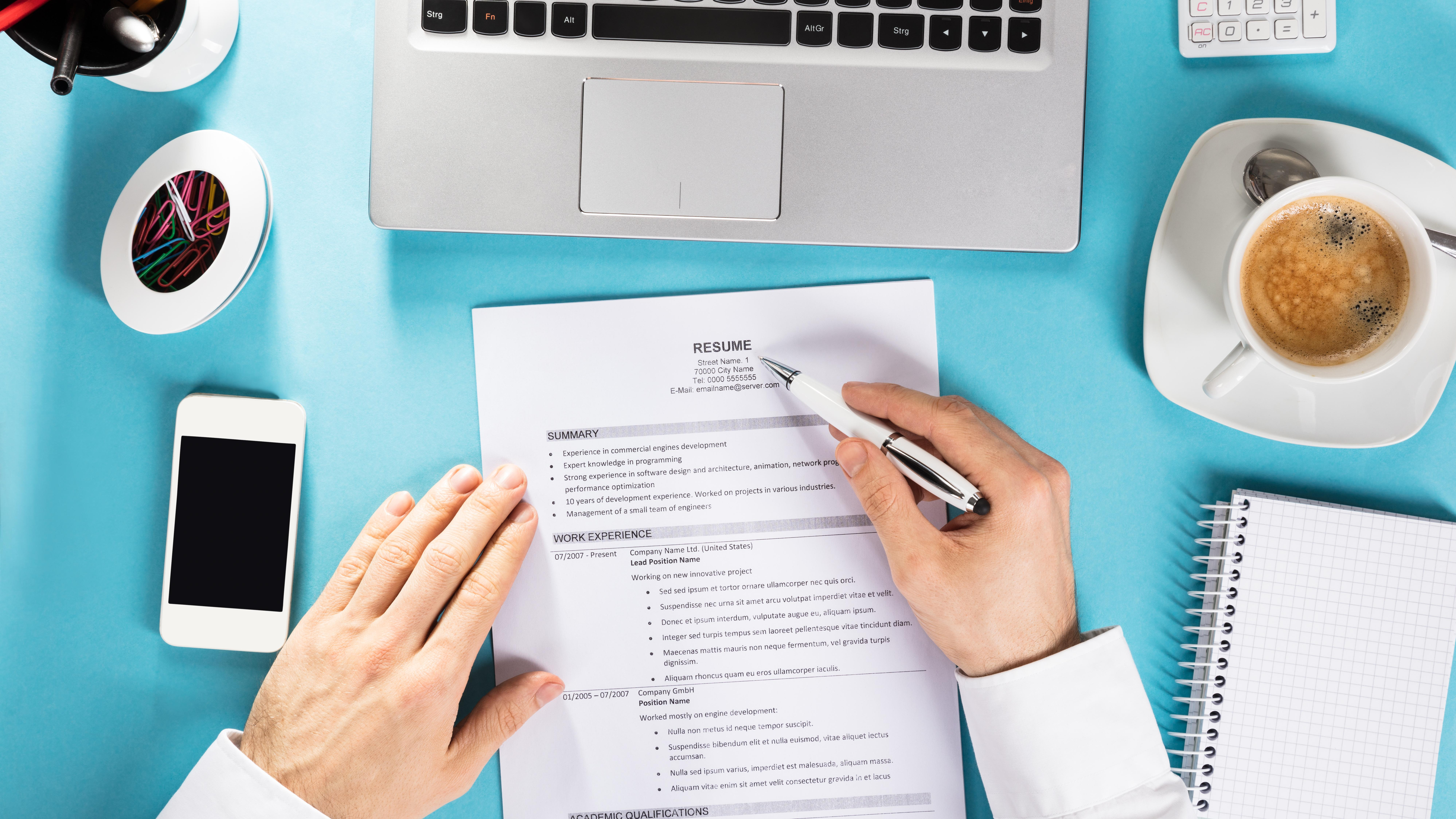 Initiativbewerbung per E-Mail schreiben