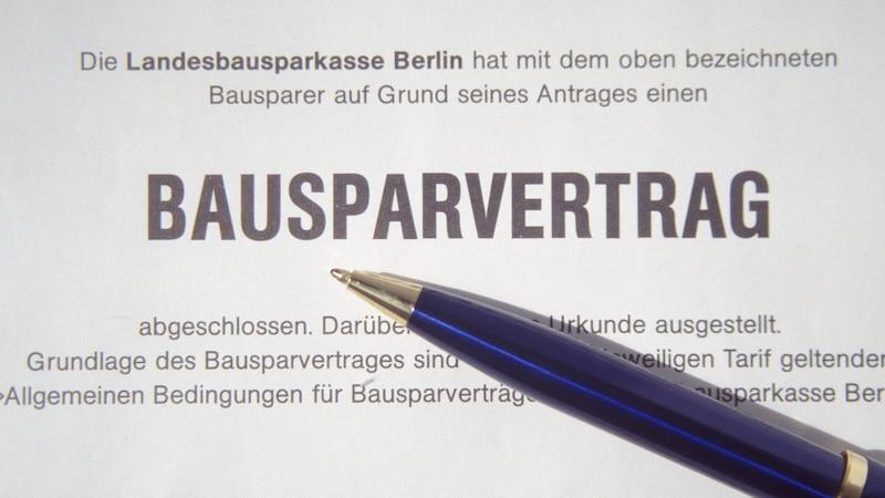 Badenia Bausparkasse kündigen – so klappt's