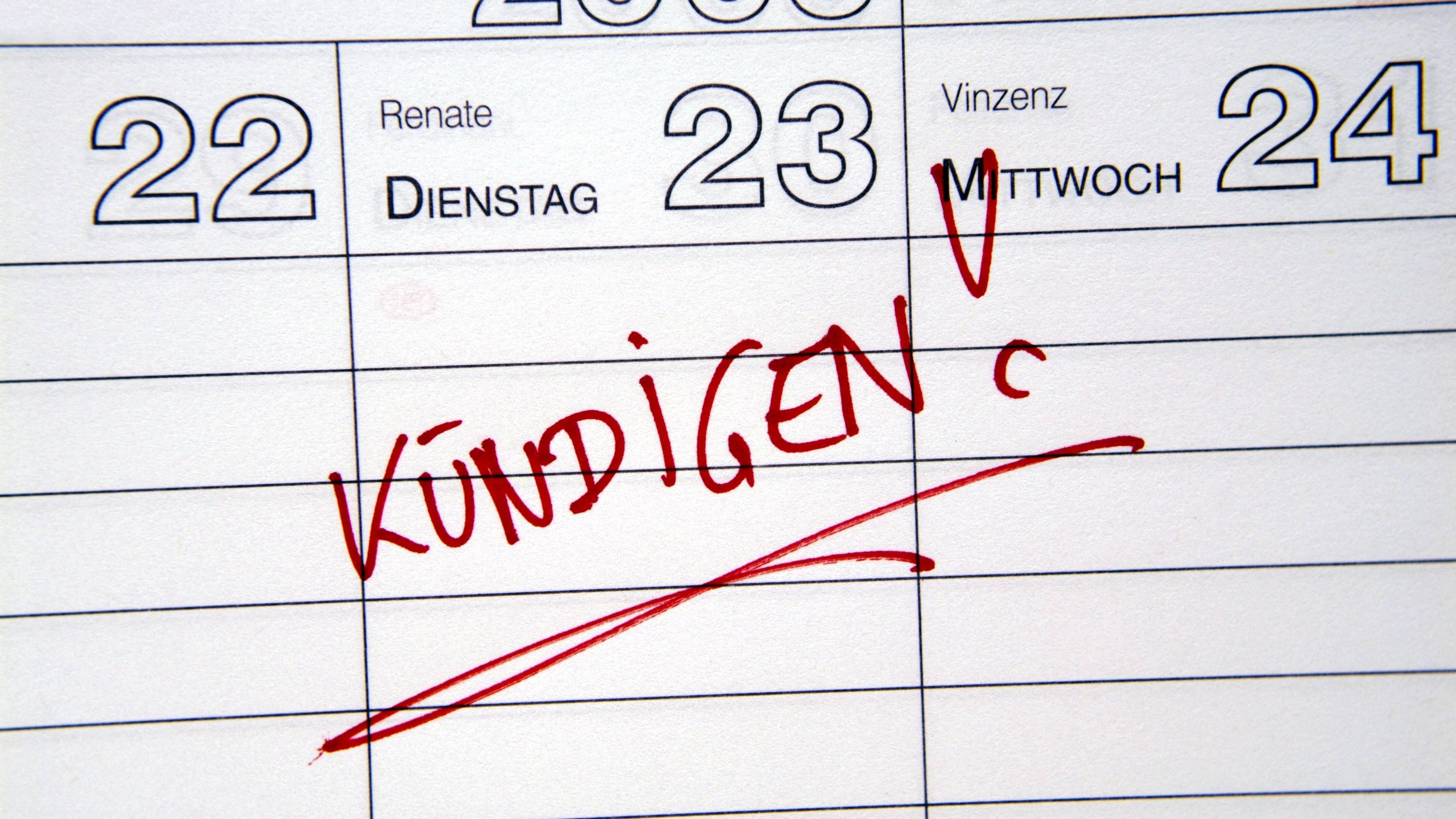 beneFit Oldenburg kündigen - das müssen Sie wissen