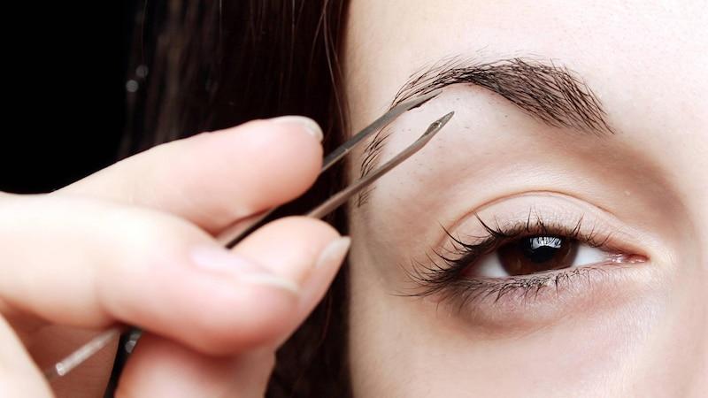 Lassen Sie die Augenbrauen wachsen, entfällt künftig das nervige Zupfen.