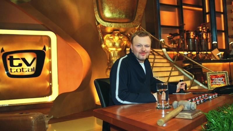 Stefan Raab plant TV Total Comeback