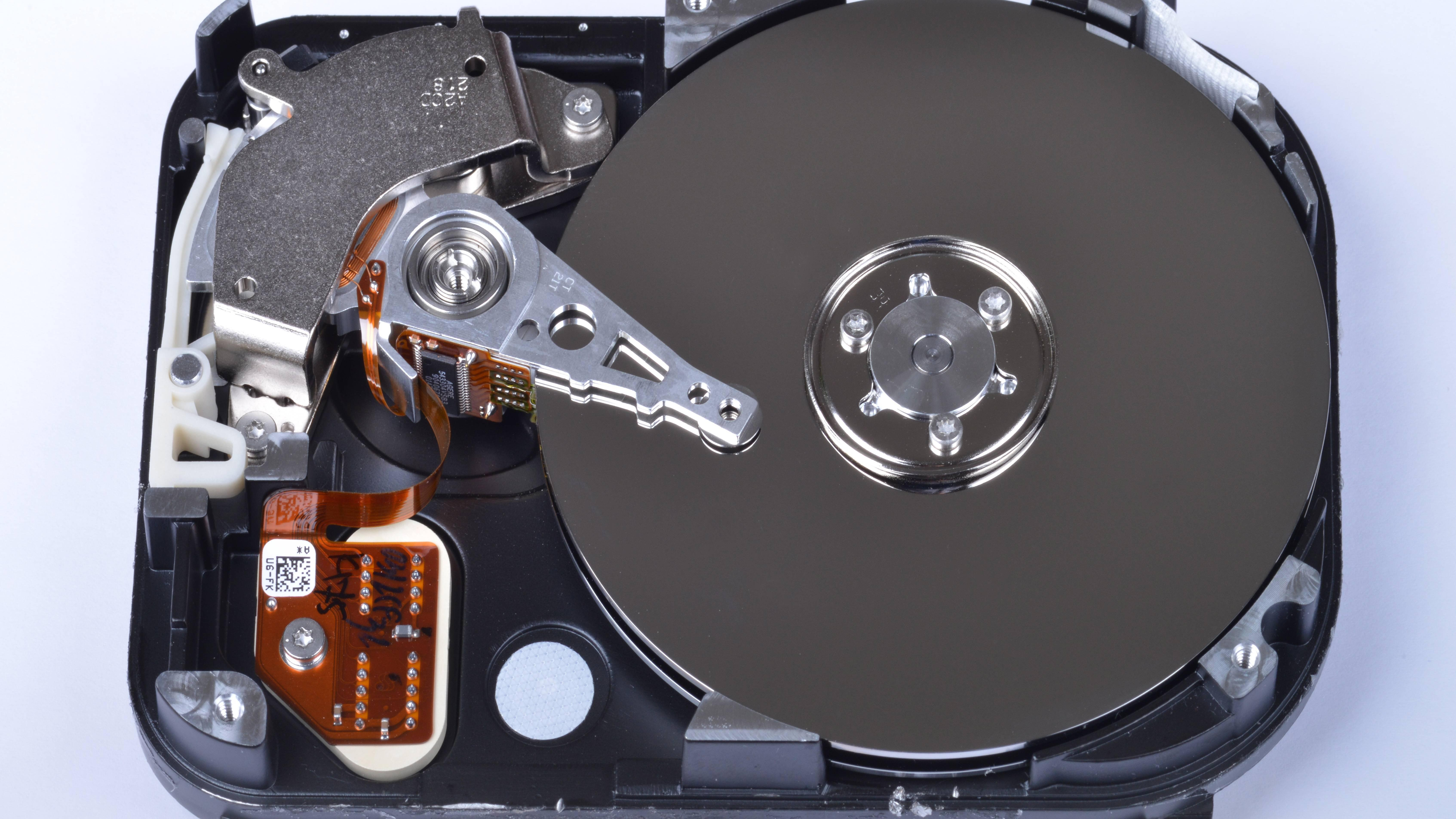 Interne Festplatte ausschalten - so geht's