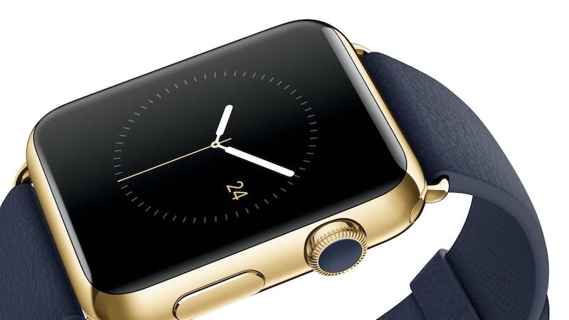 Apple Watch: Wecker stellen