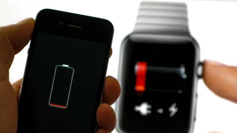 Apple Watch laden - die besten Tipps