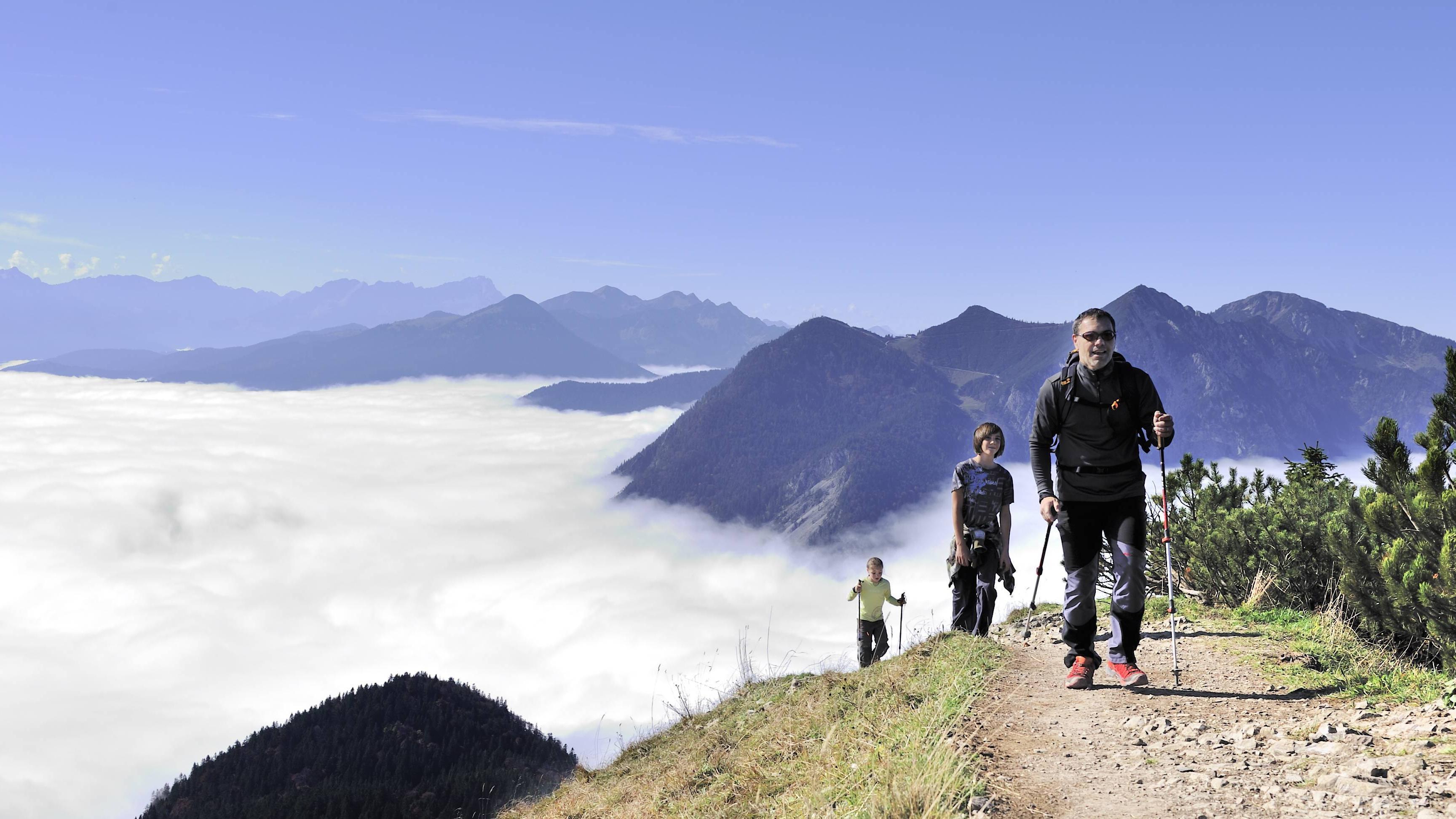 Wandern mit Kindern: Die besten Tipps für eine entspannte Zeit
