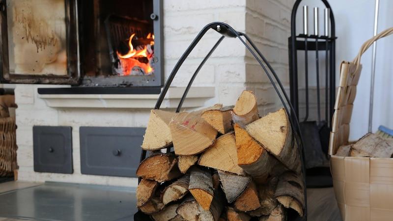 Heizen mit Holz oder Briketts - was ist besser?