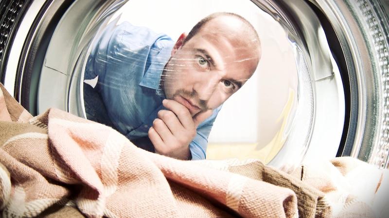 Waschmaschine entkalken - so funktioniert's