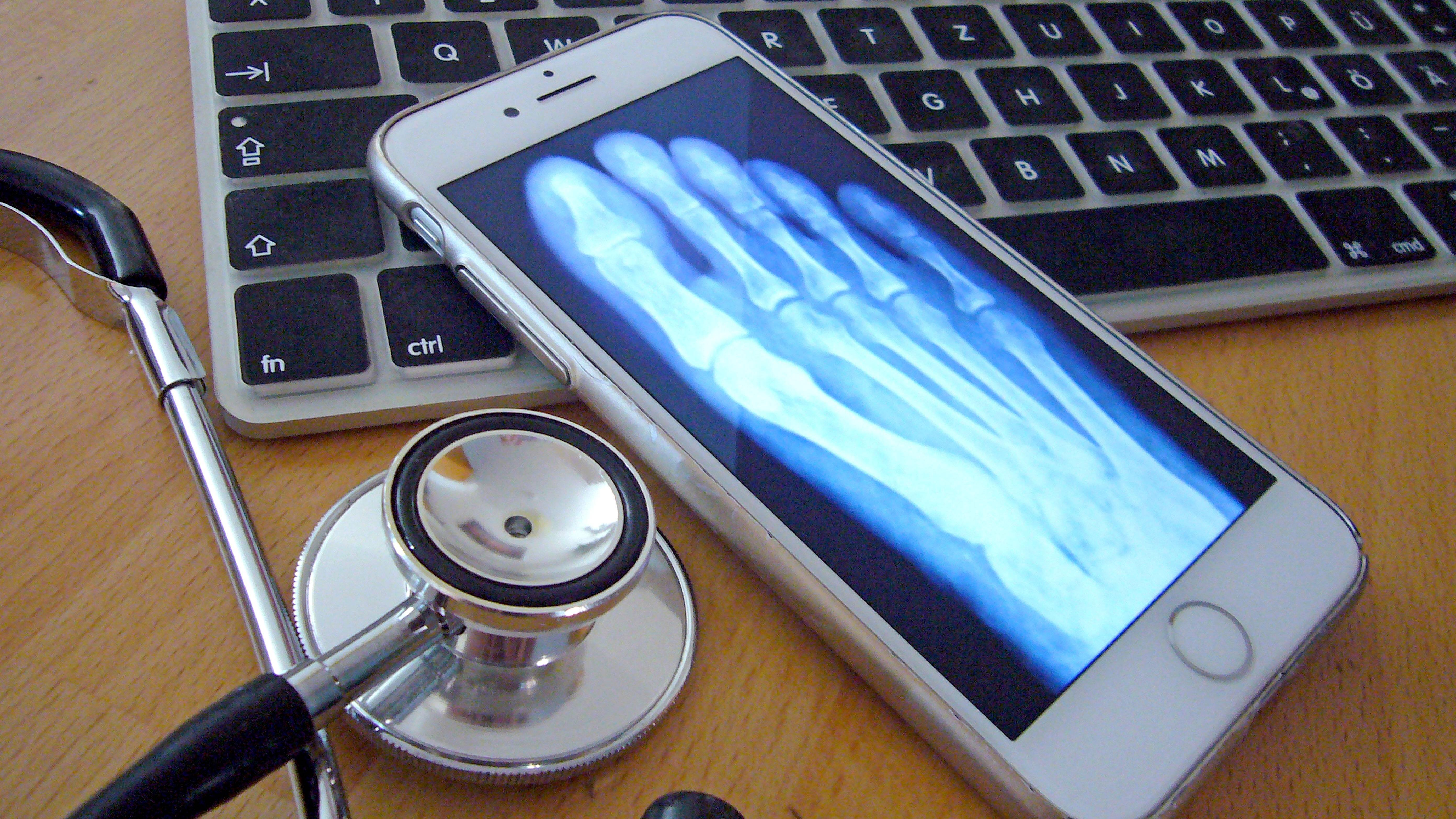 Medizinische Diagnose: Bedeutung per App entschlüsseln