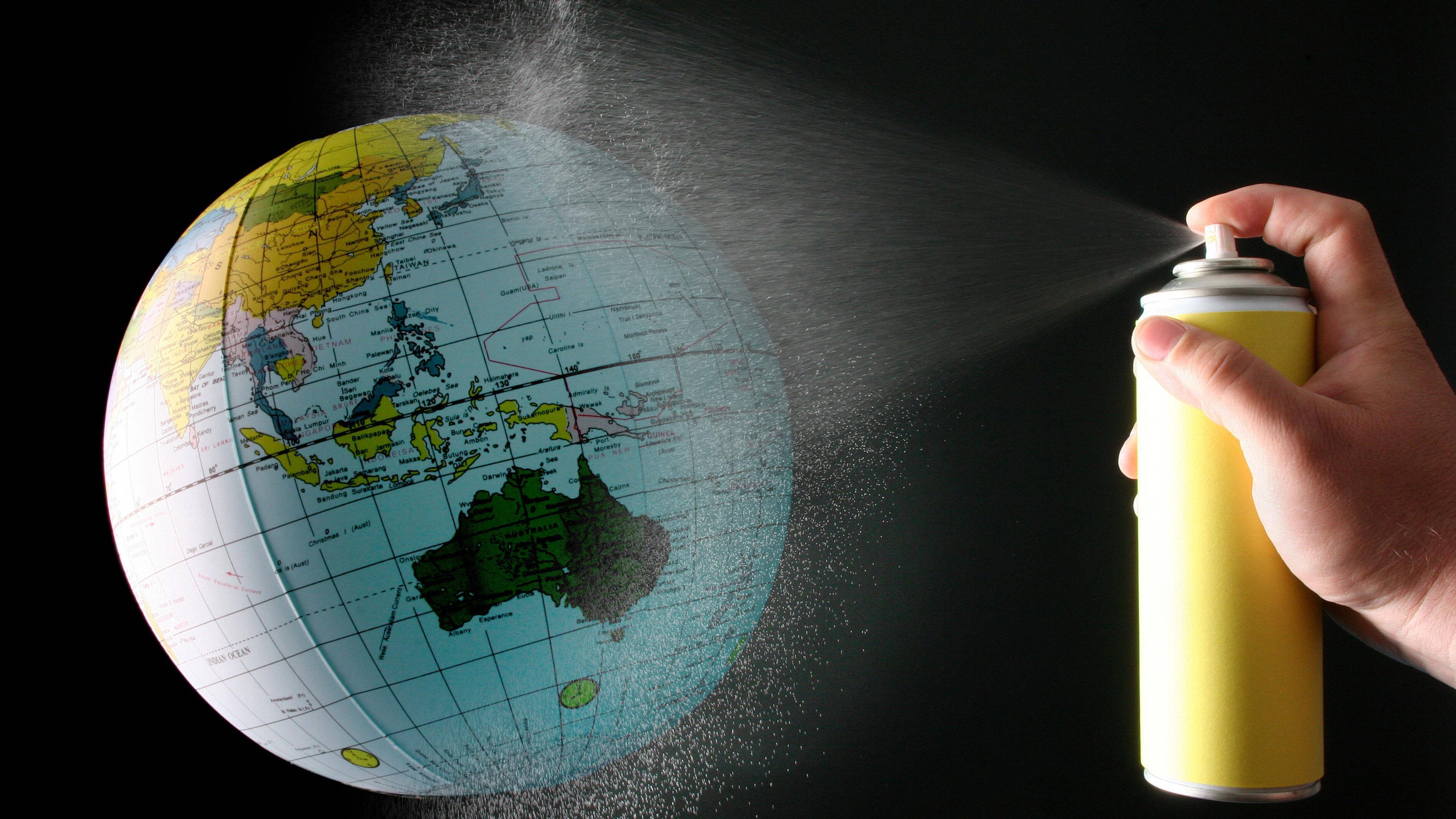 Ozonloch: Entstehung und Folgen erklärt