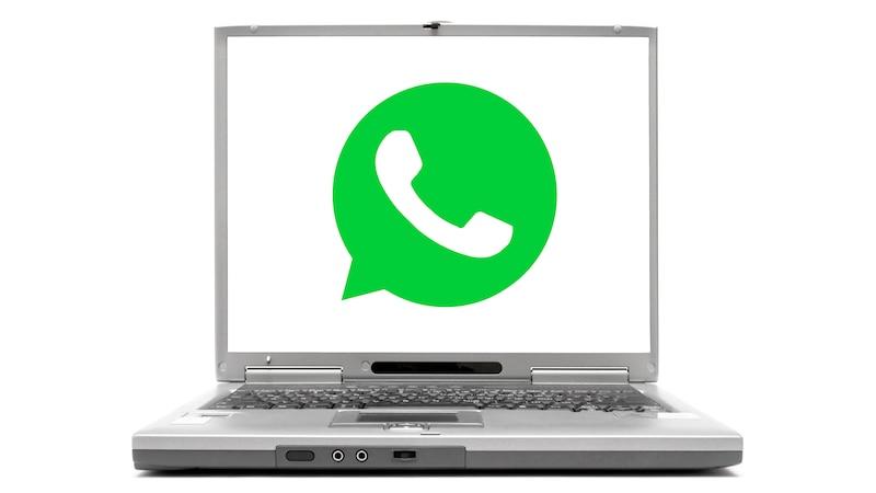 WhatsApp Web: Fotos und Videos auf PC downloaden