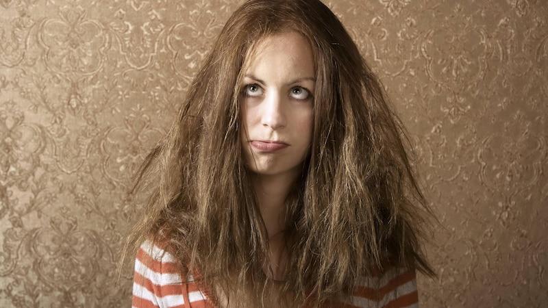 Verfilzte Haare: Mit diesen Tricks bekommen Sie sie frei