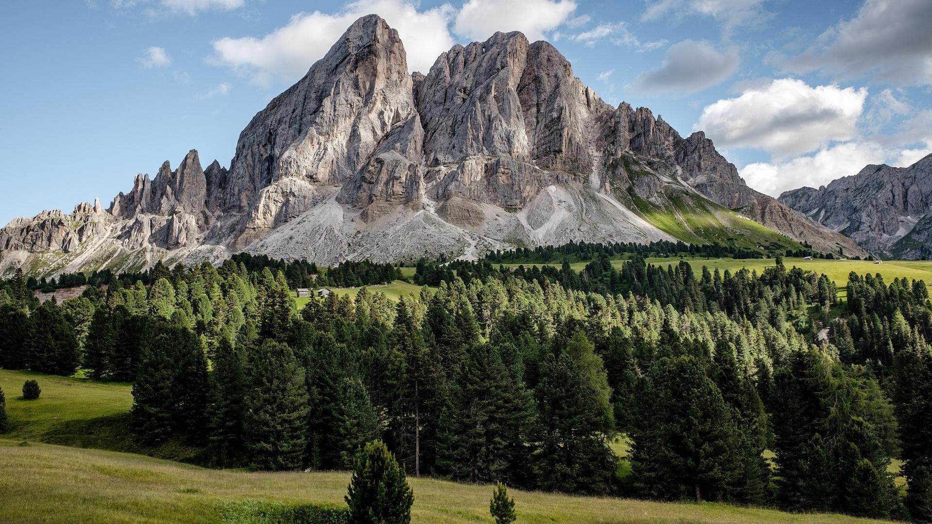 Die Redewendung ,,Der Glaube kann Berge versetzten