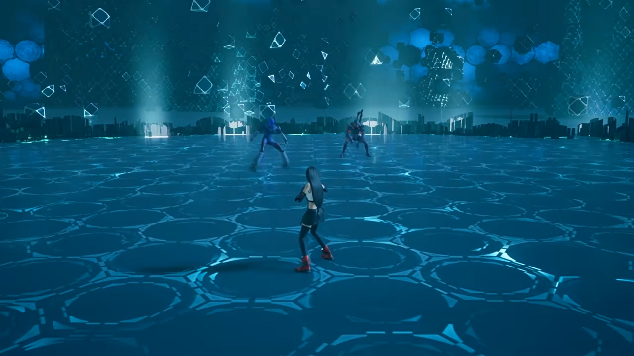 Schwere Kämpfe im Shinra-Kampfsimulator belohnen Sie im Final Fantasy 7 Remake mit Manuskripten.