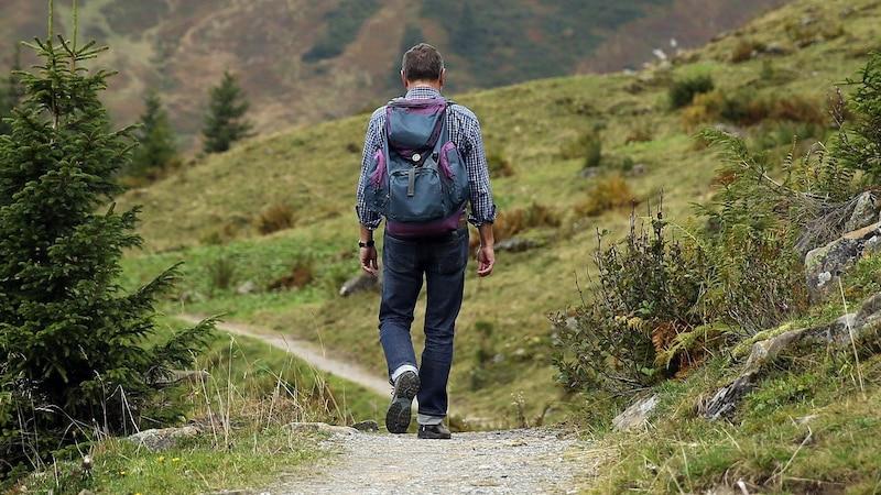 Wandern für die Gesundheit: Das sind die positiven Effekte