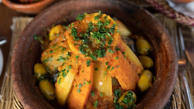 Kürbis Curry eignet sich besonders im kühlen Herbst zum Aufwärmen.