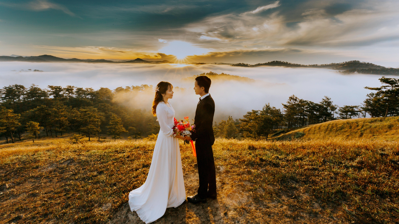 Planen Sie Ihre Hochzeit nach Ihren Wünschen und Bedürfen - manchmal ist weniger auch mehr.