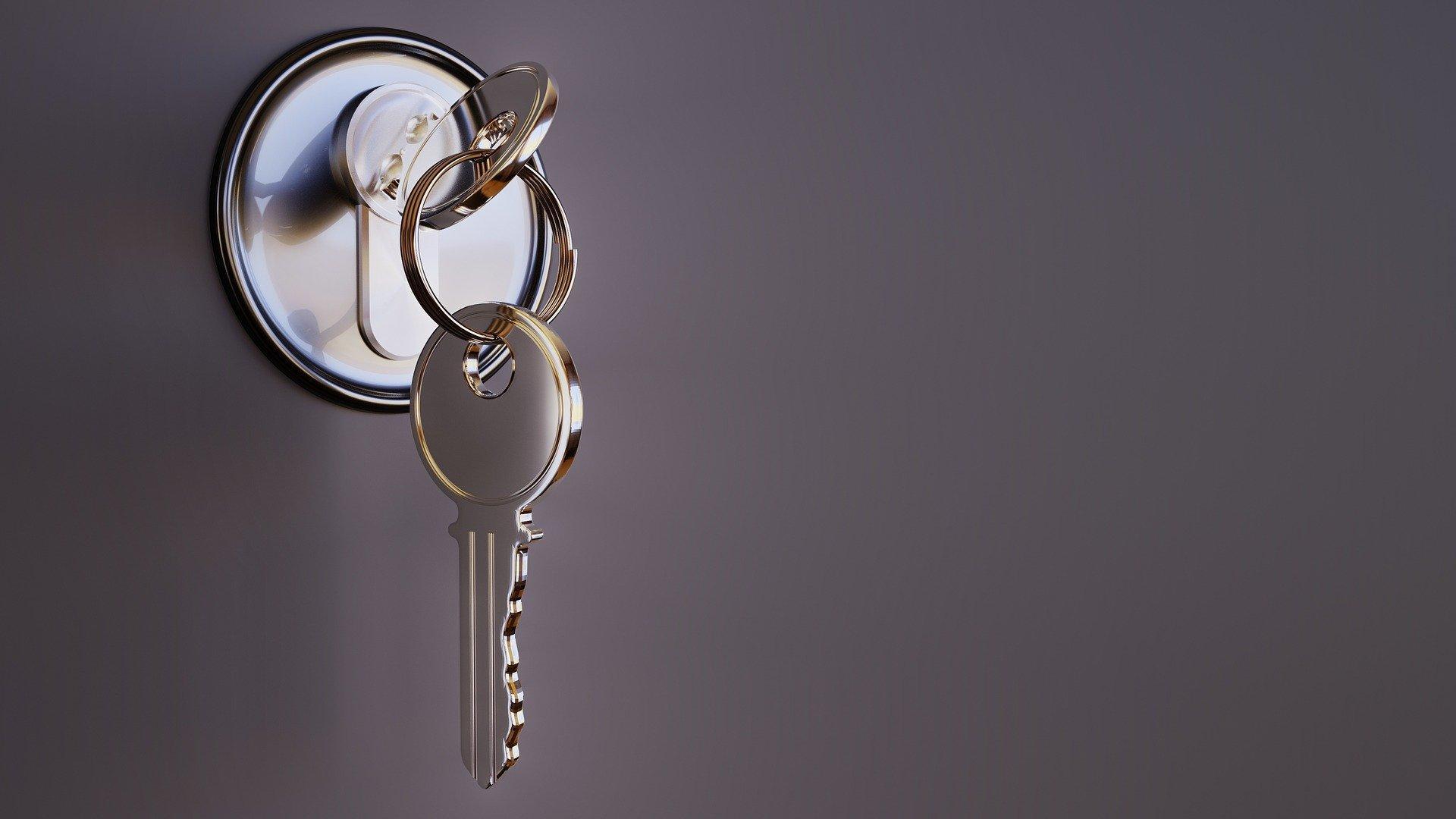Schlüssel geht schwer ins Schloss: Diese Mittel helfen.