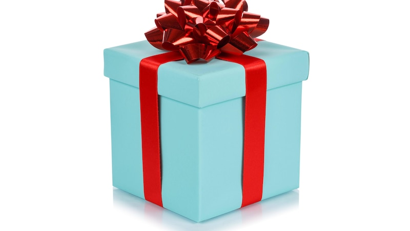 Haben Sie ein Geschenk bereits Monate vor dem eigentlichen Ereignis gekauft, so haben Sie dieses in petto.