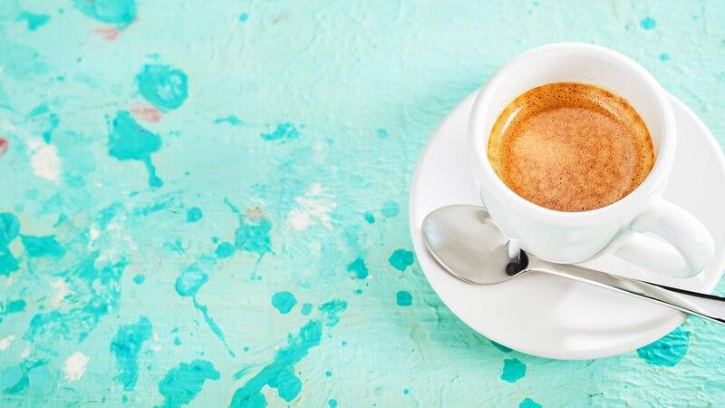 Kaffee mit Ei in der vietnamesischen Variante.