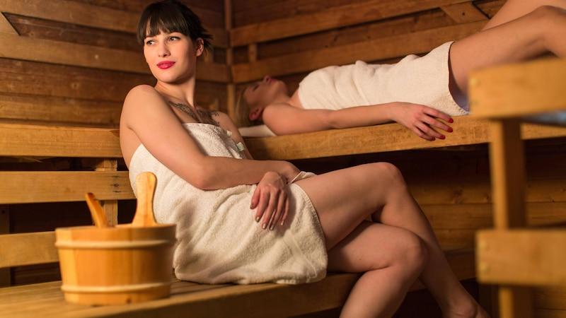 Sauna: Welche Temperatur für welche Saunaart die richtige ist