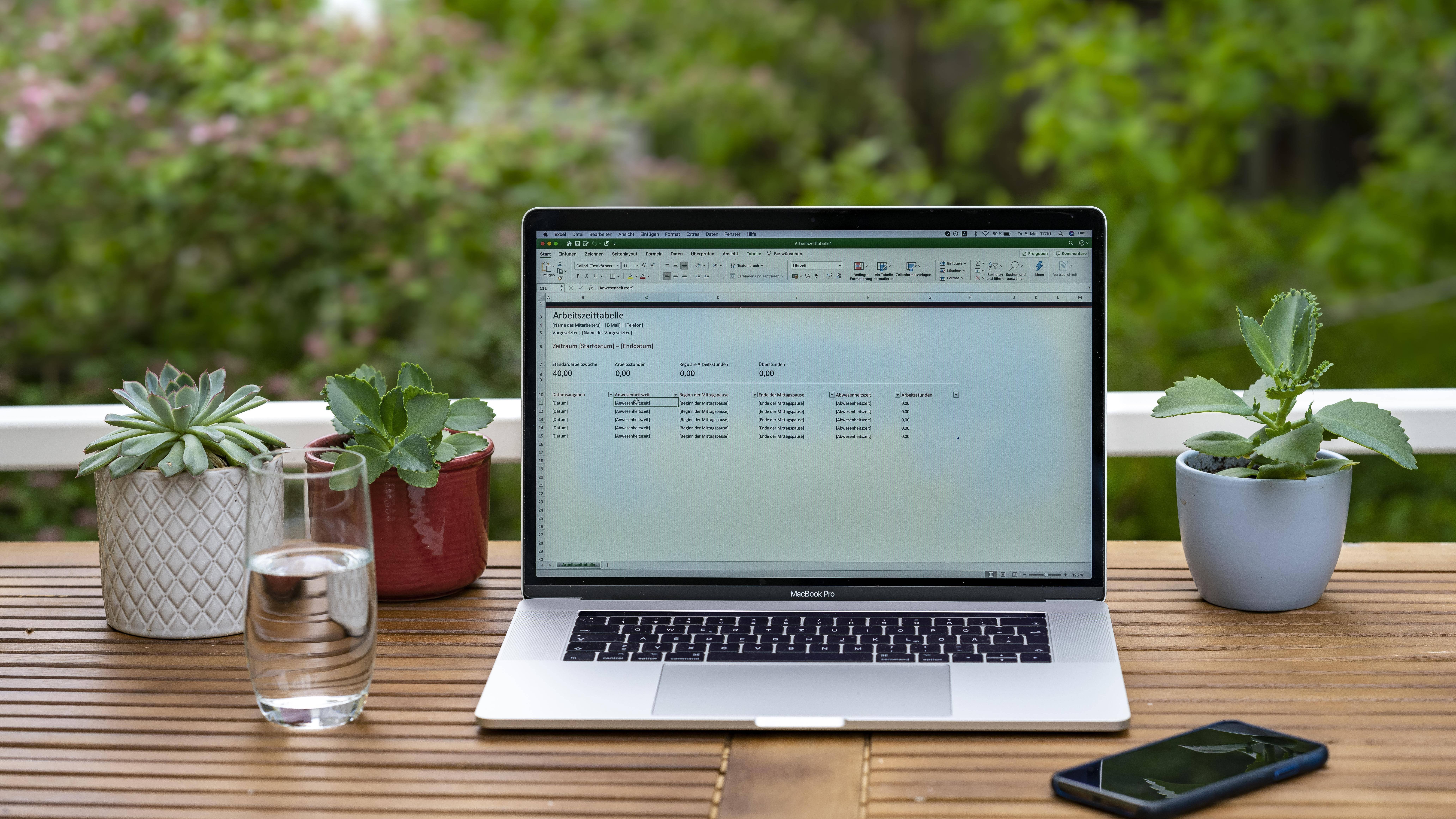 In Excel subtrahieren - so geht's
