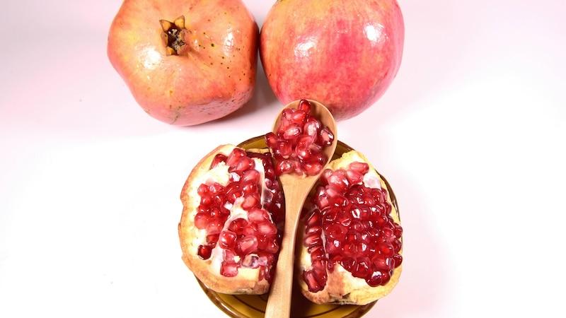 Granatapfel essen: Das müssen Sie wissen