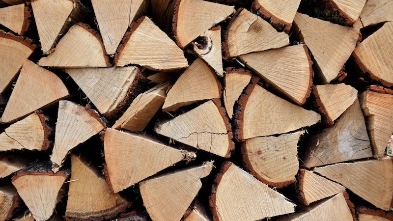 Holz richtig lagern - darauf sollten Sie achten