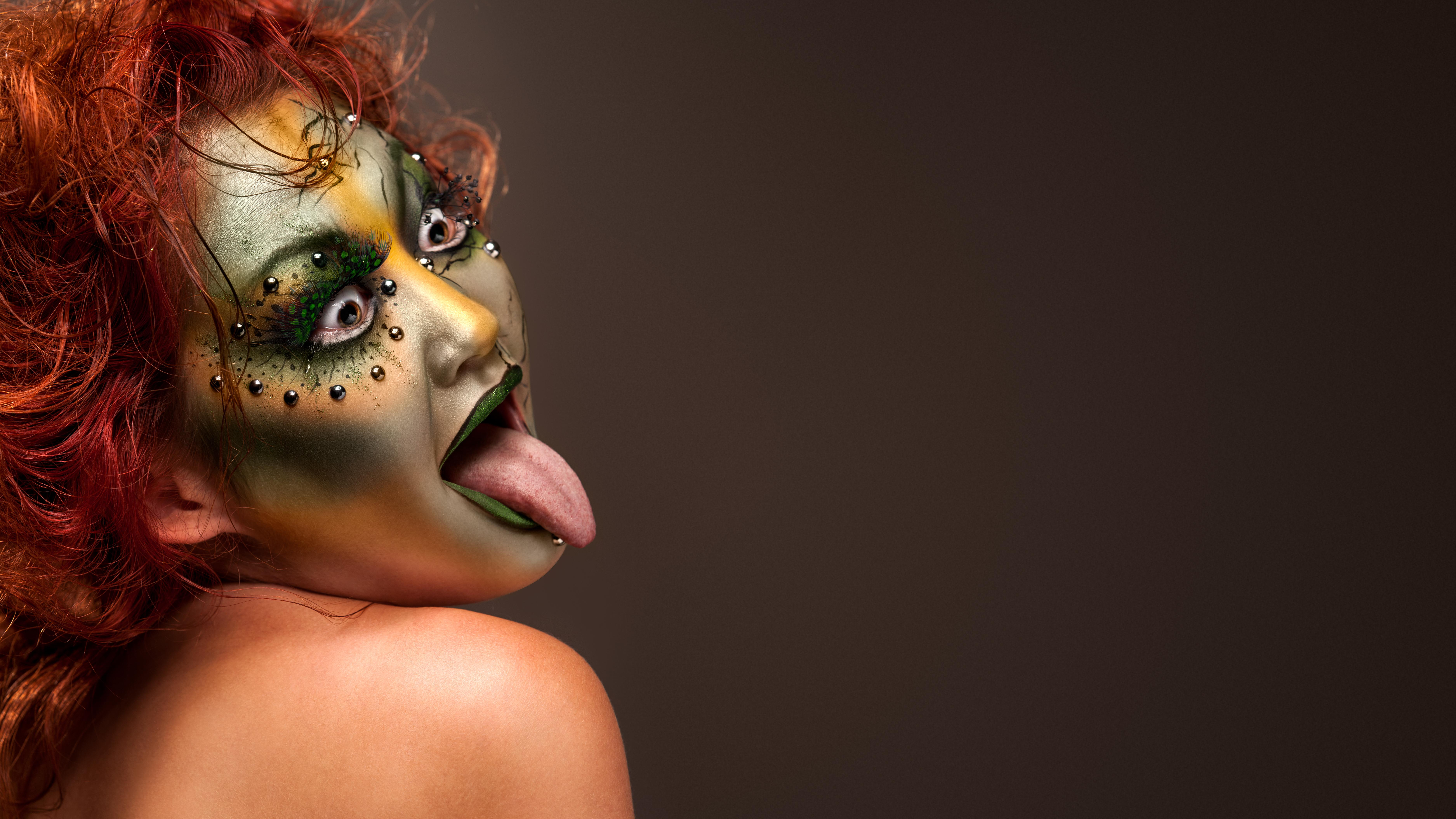 Hexe schminken - so einfach geht's