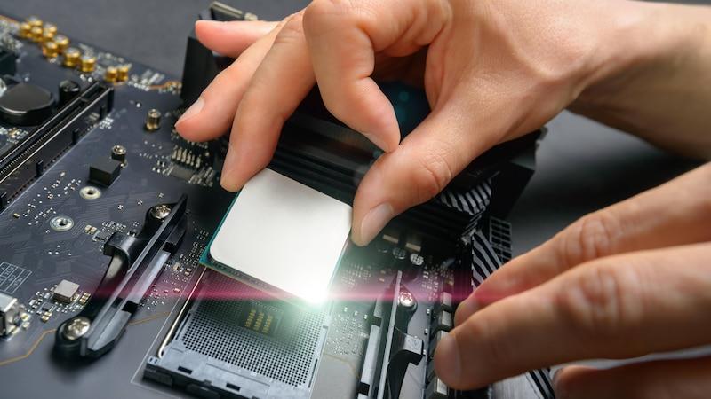 Neuen Prozessor einbauen - das müssen Sie beachten