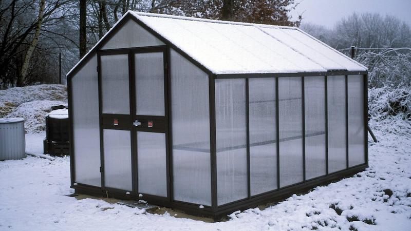 Gewächshaus im Winter nutzen: Die besten Tipps