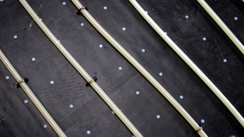 Fußbodenheizung einstellen - Tipps
