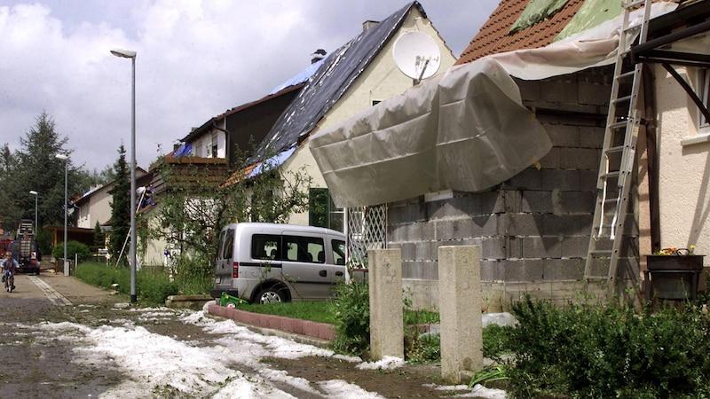 Sturmschaden: Windstärke-Nachweis und weitere Bedingungen