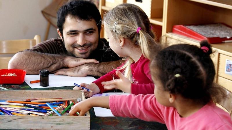 Berufe mit Kindern: Beliebte Jobs im Überblick