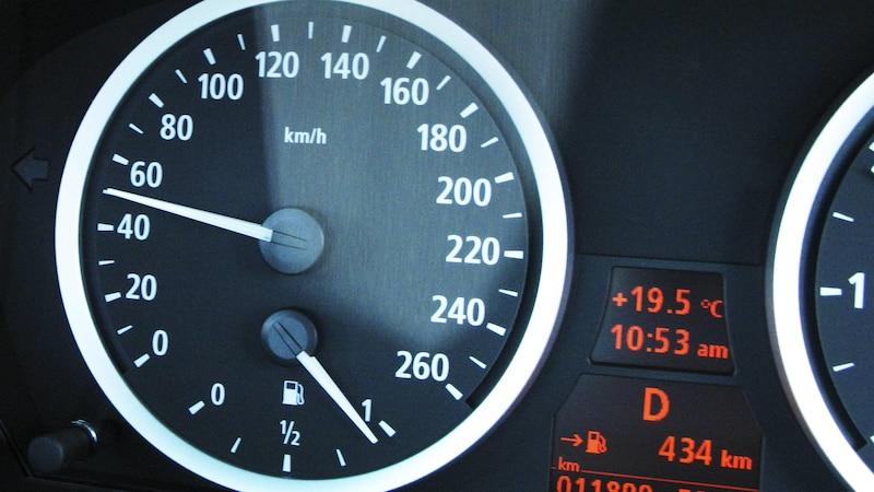 Strafe für zu schnelles Fahren: Bußgelder, Punkte und mehr