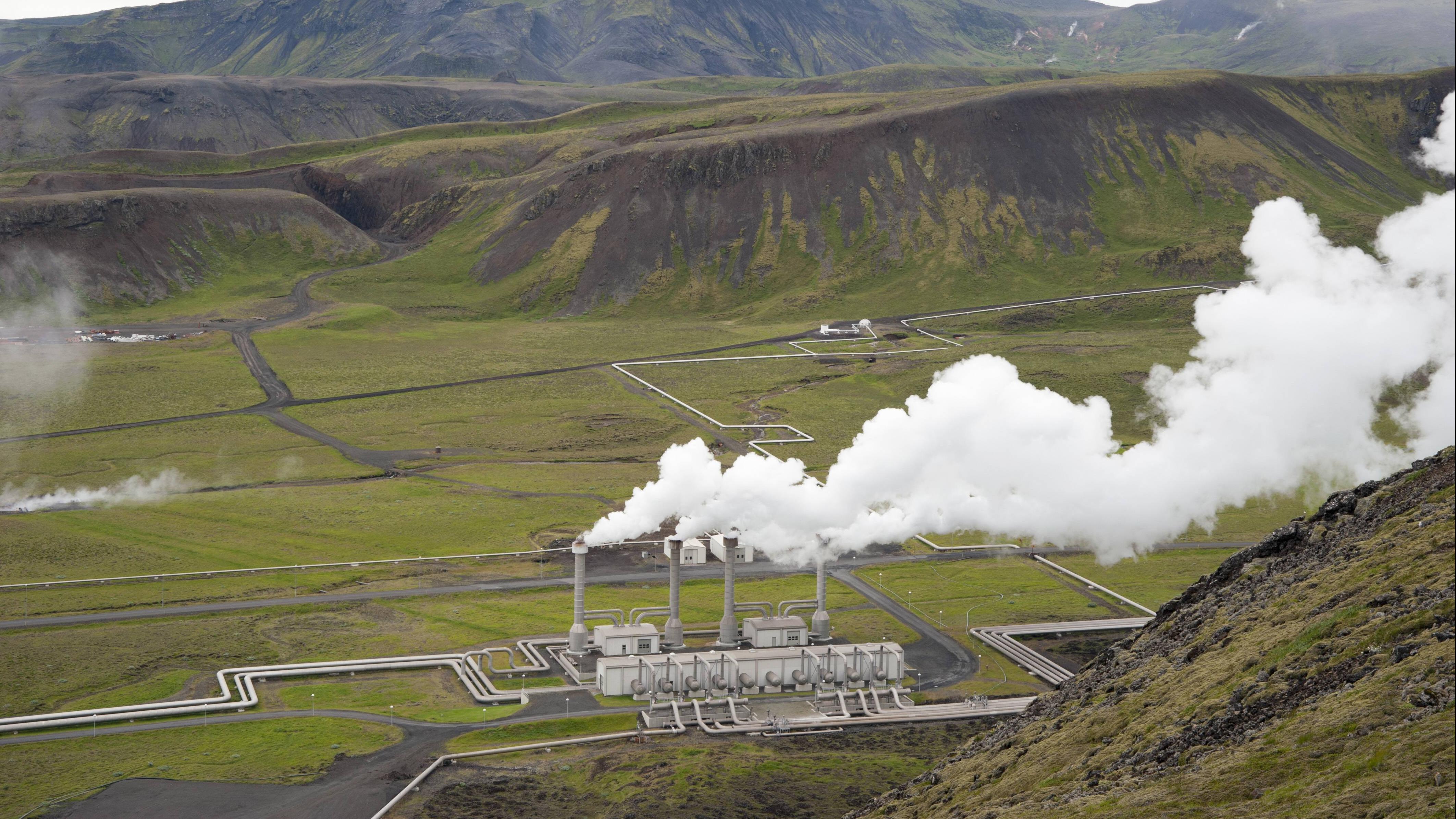Die Energiegewinnung durch Geothermie bietet mehr Vor- als Nachteile.