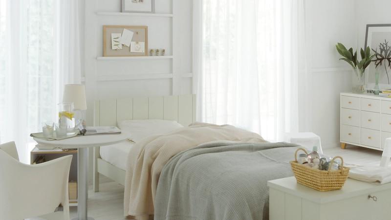 Schlafzimmer und Wohnzimmer in einem: Tolle Ideen zur Gestaltung
