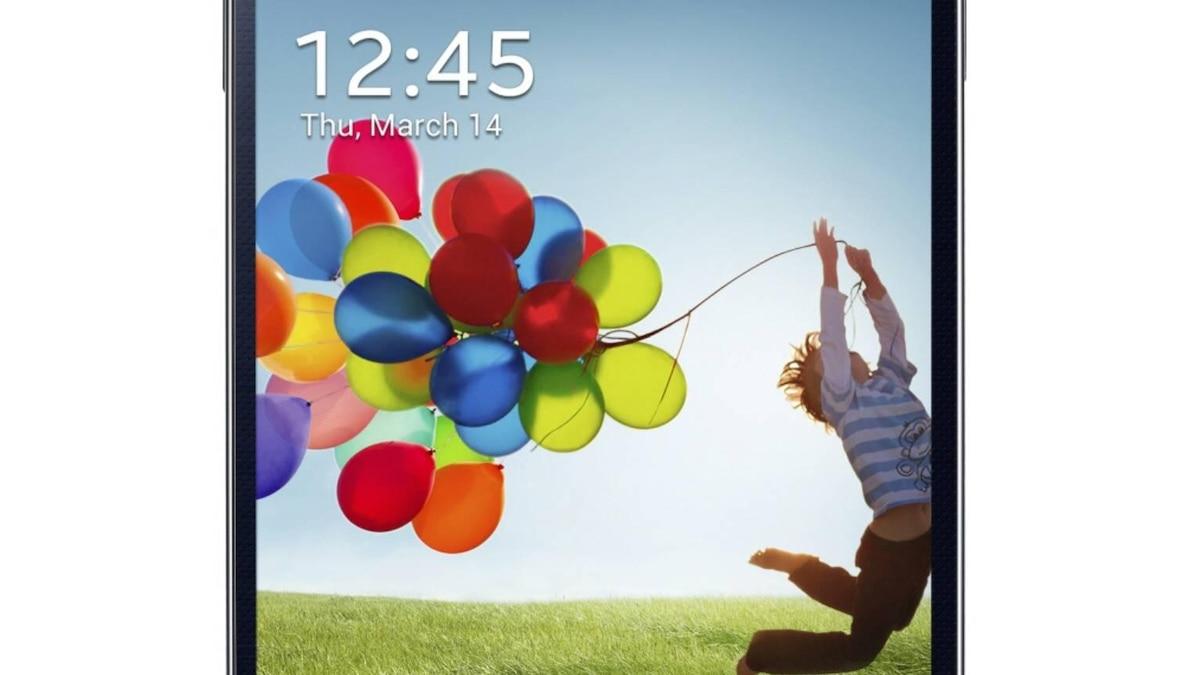 Das Samsung Galaxy S4 erschien 2013...