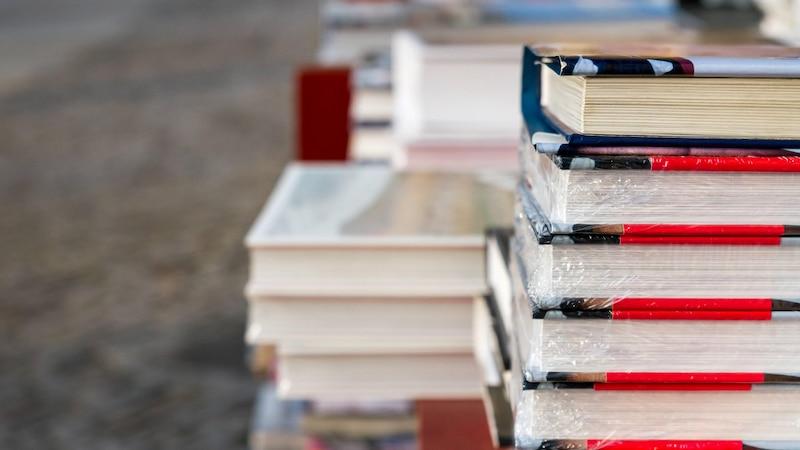 Ihre ungenutzten Bücher zu spenden, ist ein guter und nachhaltiger Gedanke.