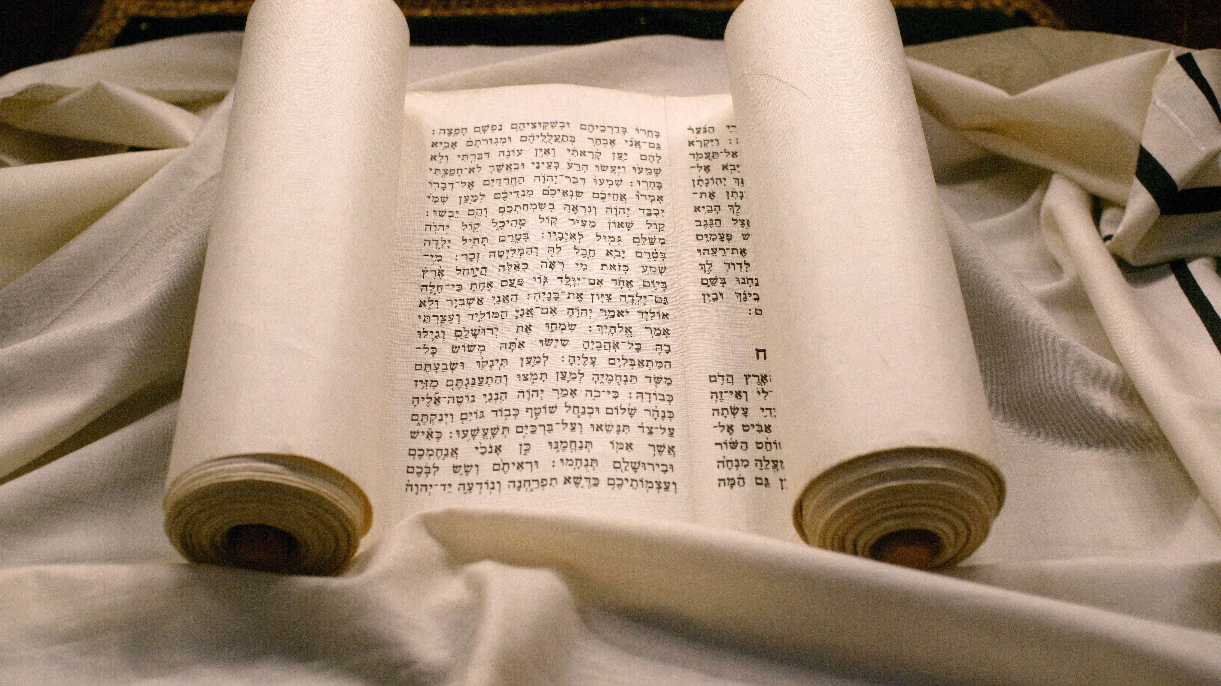 Die Tora: Die wichtigsten Fakten über die heilige Schrift im Judentum