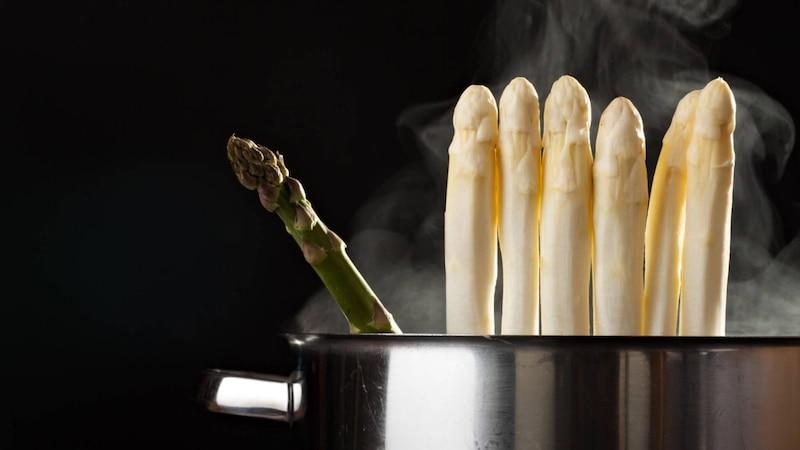 Spargel kochen im Spargeltopf: Anleitung und Vorteile