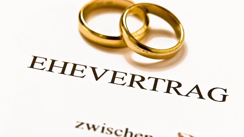 Ehevertrag: Ja oder nein? Das sollten Sie beachten