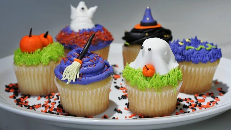 Halloween Cupcakes: Die 3 gruseligsten Rezepte
