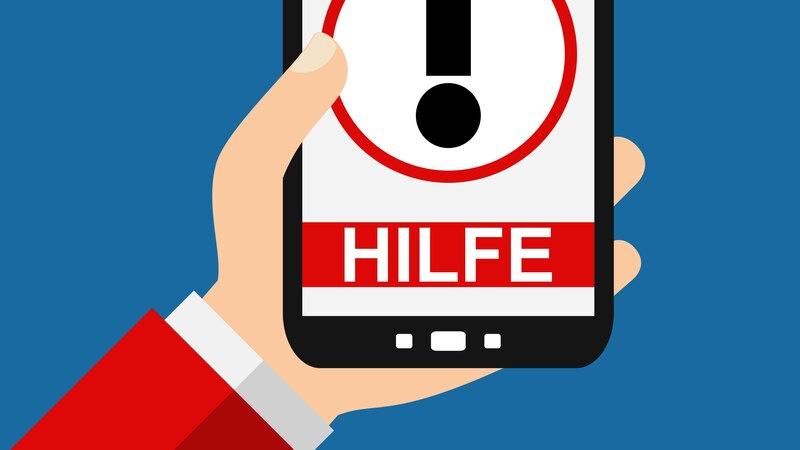Im Ernstfall gibt die Notfall App Instant Aid schnell Infos rund um Erste-Hilfe-Maßnahmen.