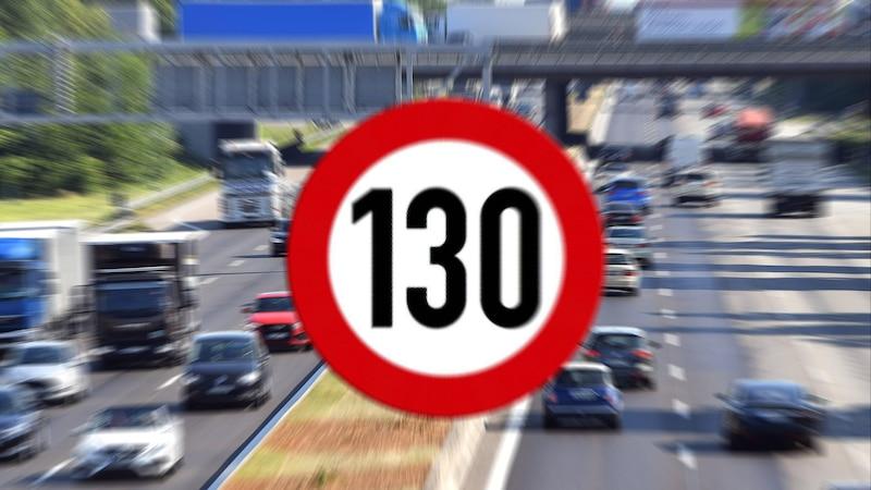 130 km/h auf der Autobahn: Vorteile und Nachteile