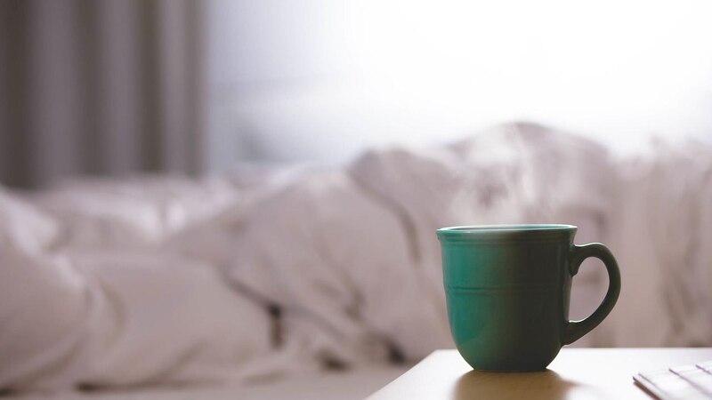 Optimale Luftfeuchtigkeit im Schlafzimmer herstellen - so geht's