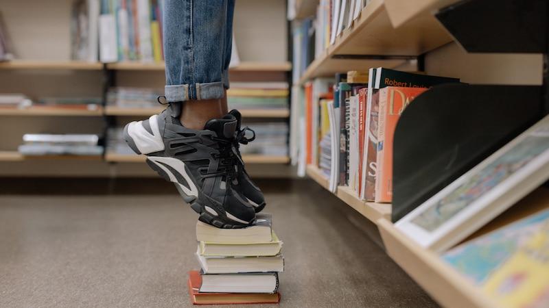 Bücher aufbewahren: Tipps, Hinweise und Ideen zur Buchlagerung
